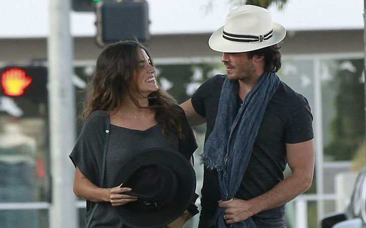 Nikki Reed Welcomes A Daughter With Her Husband, Ian Somerhalder, Her Past Affairs And Relationship