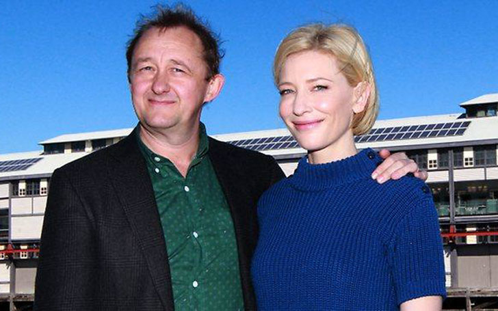 Andrew Upton' Wife Cate Blanchett's Married Life: Know all the Details about their Children