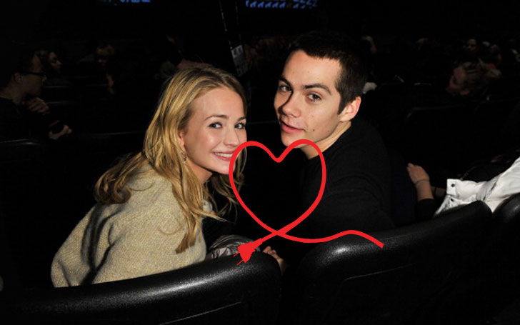 15 Times Dylan O Brien And Britt Robertson Were Relationship Goals