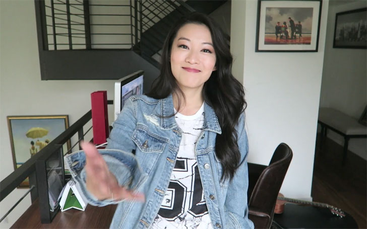 Teen wolf Star Arden Cho Still single or Dating? Know about her Boyfriend and Relationship