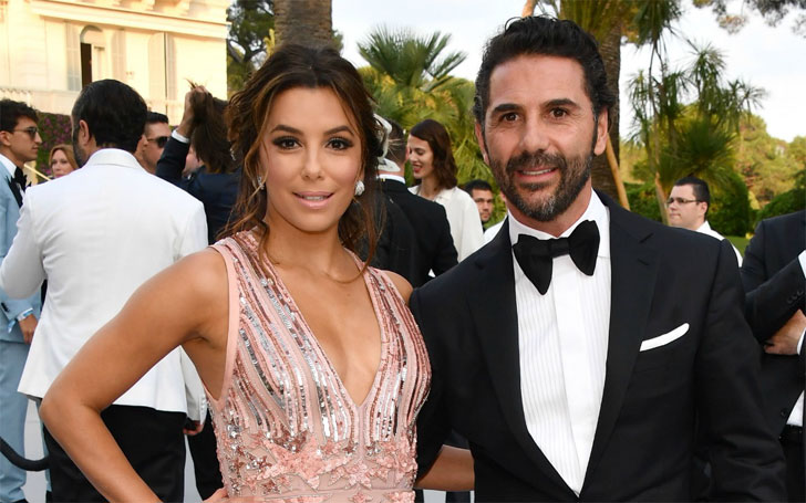 Eva Longoria Living Happily With her Husband Jose Baston After Several Unsucessful Married Life