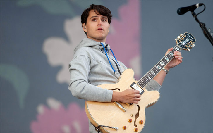 Musician Ezra Koenig Dating Rashida  Know about his affair and Relationship