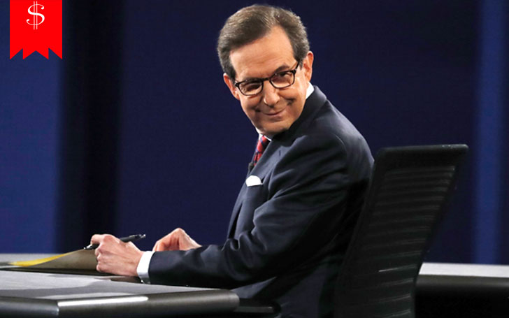 Lorraine Martin Smothers' Husband Chris Wallace's Net worth in 2017: His salary and Career