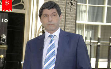 Net Worth of British Television Presenter Jon Sopel, Know about his Career and Awards