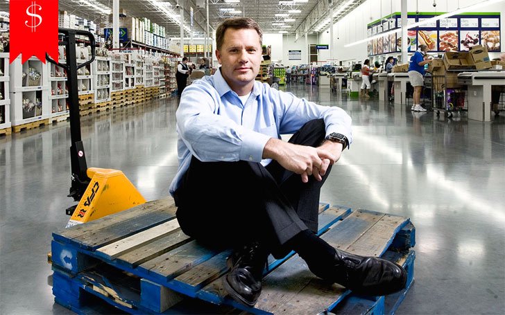 How much Doug McMillon earn in a year? Know about his Net Worth salary and Career