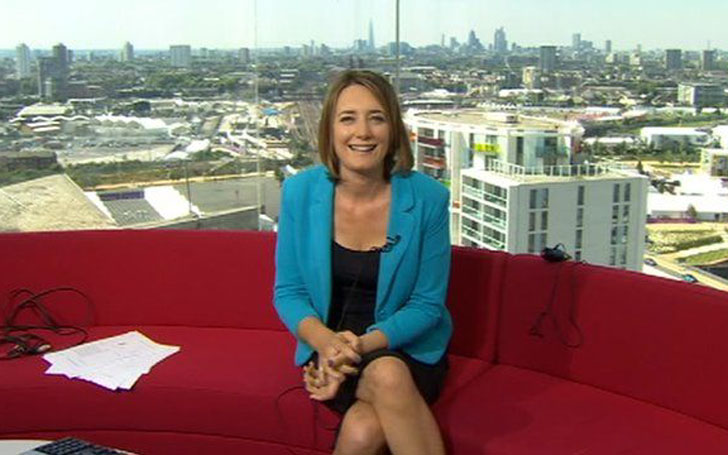 Is BBC Journalist Lucy Hockings Married? Know about her Affair and Relationship
