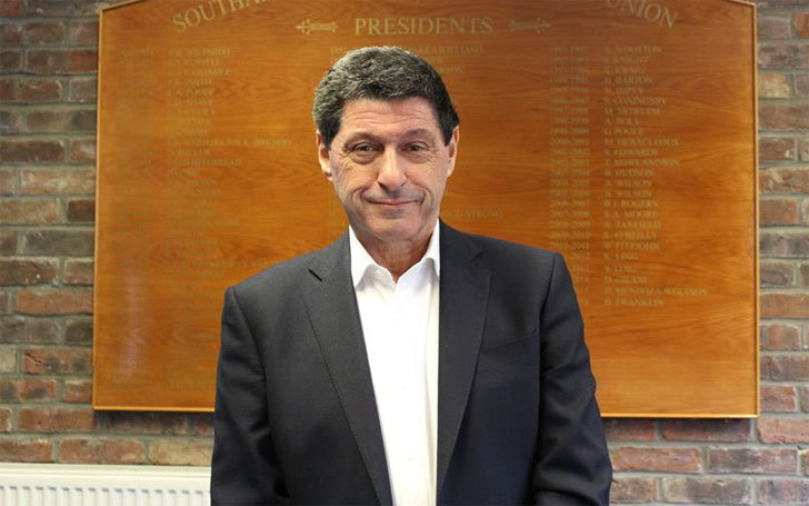 Jon Sopel and his Wife Linda Sopel Married since 1988; Know about their Married Life
