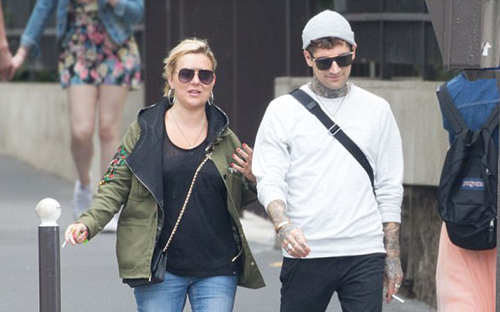 Sheridan Smith Enjoying Weekend with her new Boyfriend Graham Nation, Know their Dating History