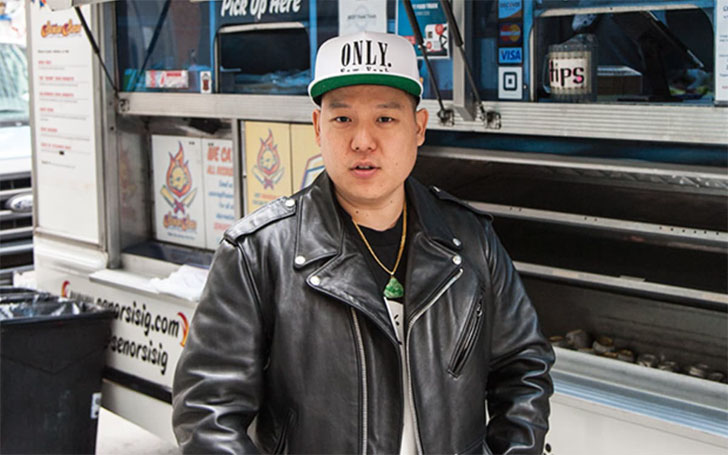 Who is Eddie Huang Married to? Know about his Affairs and Relationship