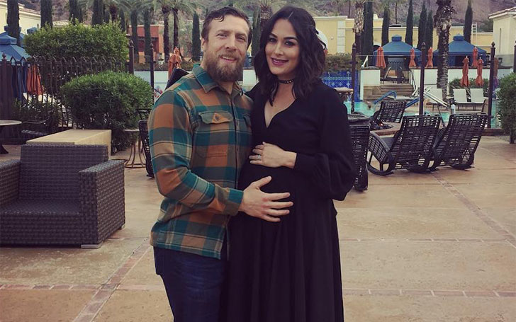 Brie Bella Living Happily With Her Loving Husband, Daniel Bryan: Welcomed A Baby Girl