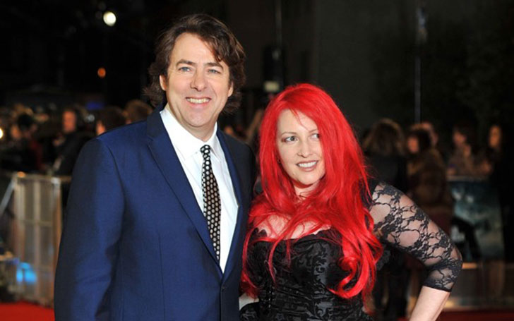 Jonathan Ross' wife Jane Goldman story, Living Happily With Husband and Children, Details