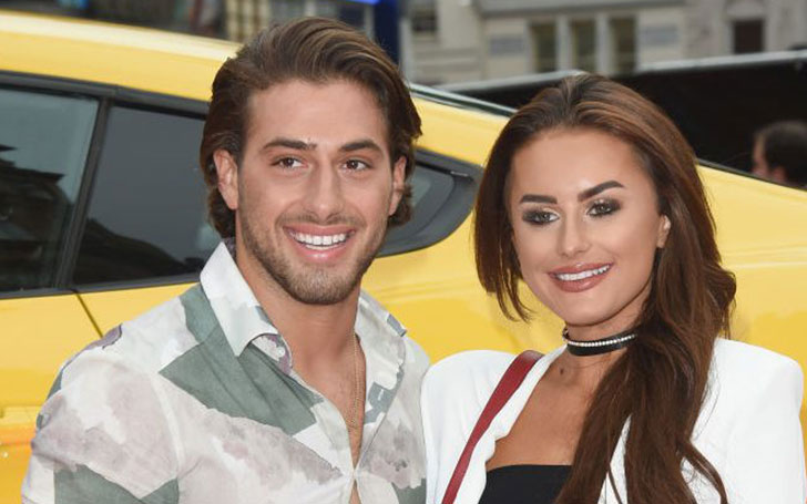 Love Island's Kem Cetinay Denies Amber Davies's Engagement, Know their Relationship and dating