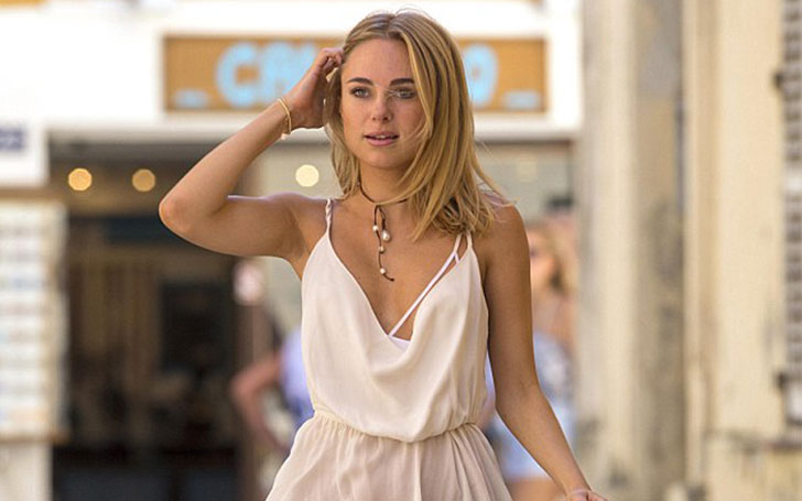 Made In Chelsea's Star Kimberley Garner Splits from her Boyfriend after 3 years of Relationship