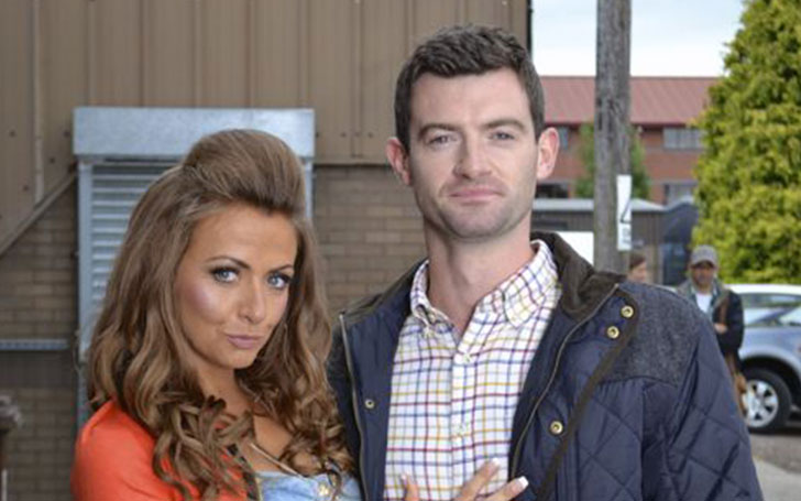 Stuart Martin' Married Life with Wife Lisa McGrillis; Cildren and Family Life