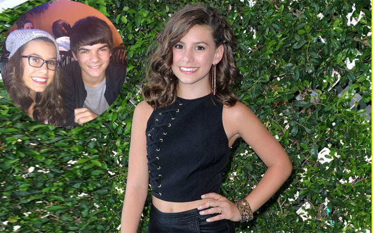 Madisyn Shipman And Logan Patrick Break-Up Rumors, Is Madisyn Dating Someone Else