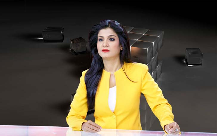 Who Is Anjana Om Kashyap? Is She Married? Her Relationship And Affairs