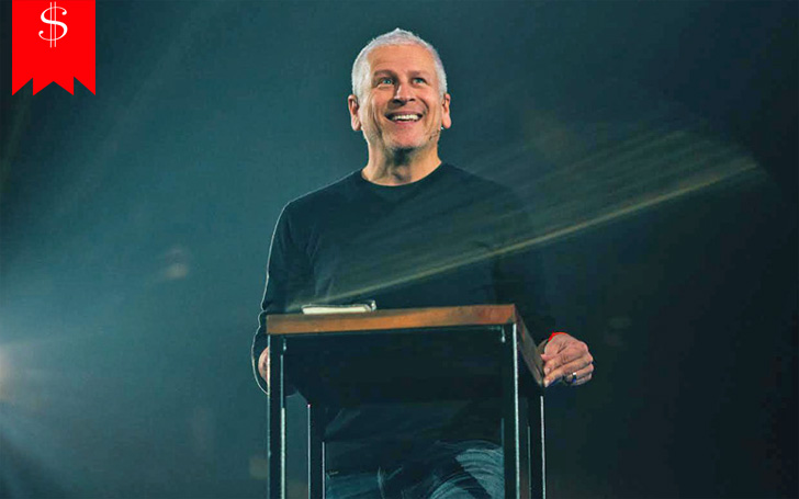 How Much Is Louie Giglio's Net Worth, Know About His Career, Salary And Source Of Income