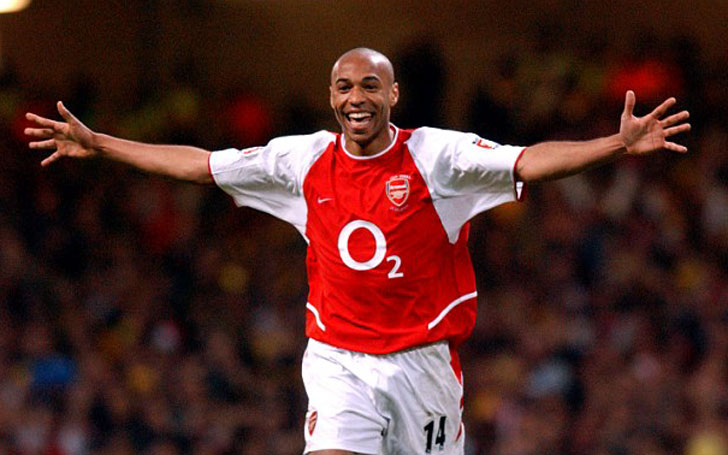 thierry henry divorce to his wife claire merry in 2007 is he dating