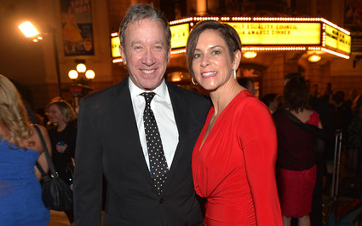 Jane Hajduk Is Happy Married To Husband Tim Allen; Know Their Past Affairs And Children