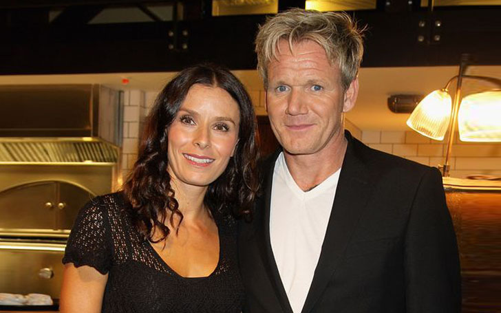 British celebrity chef Gordon Ramsay Living Happily With Tana Ramsay and 4 Children