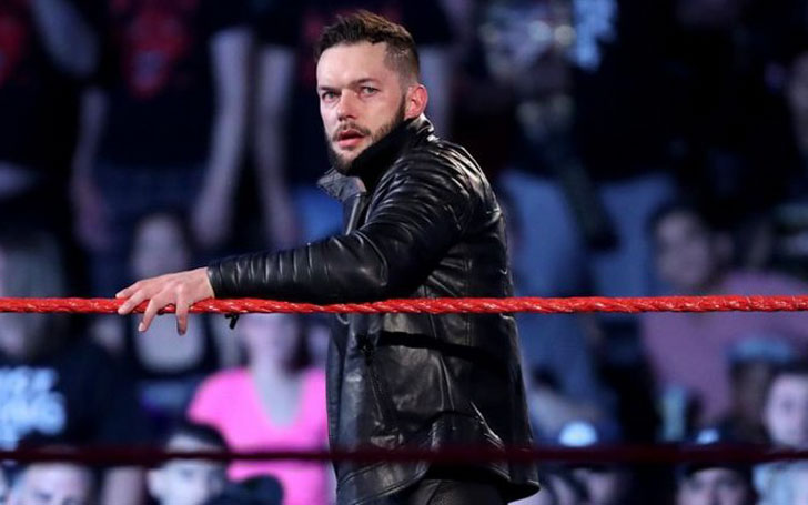 who is finn balor dating
