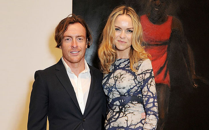 Toby Stephens Is Living Happily With His Wife Anna-Louise Plowman And Children