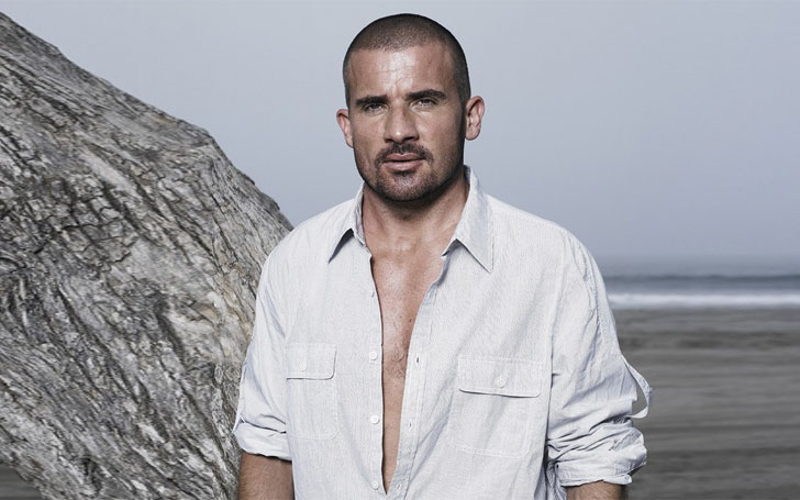 Is Actor Dominic Purcell in Relationship after Divorcing his Wife Rebecca Williamson