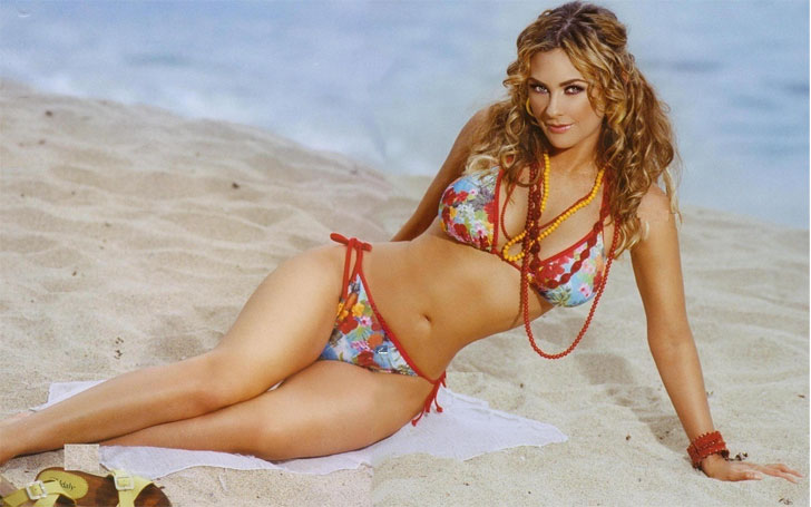 fa1831f9c95f Mother of Two Children Actress Aracely Arambula; Know about her ...