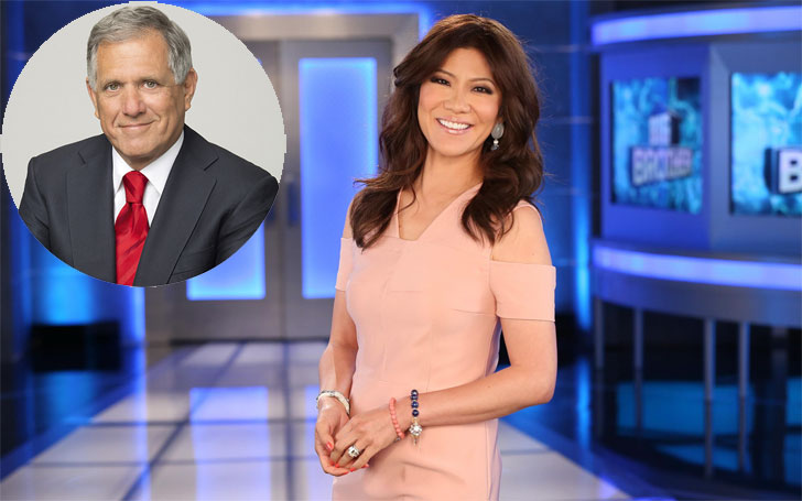 News Anchor Julie Chen Married To Husband Leslie Moonves. Their Past Affairs & Relationship