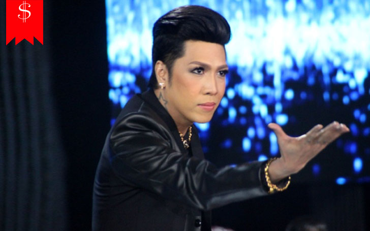 How Much Is Filipino Comedian Vice Ganda's Net Worth? His Career, Awards & Net Worth