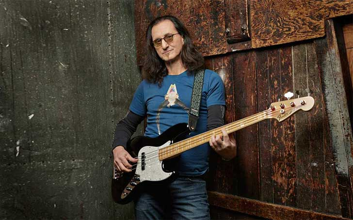 Geddy Lee Married Life With His Wife Nancy Young Know