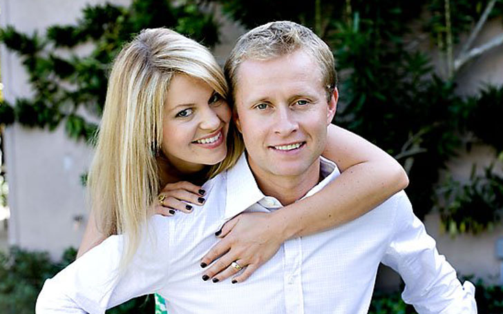 Candace Cameron Bure And Valeri Bure S Marked 21 Years Of