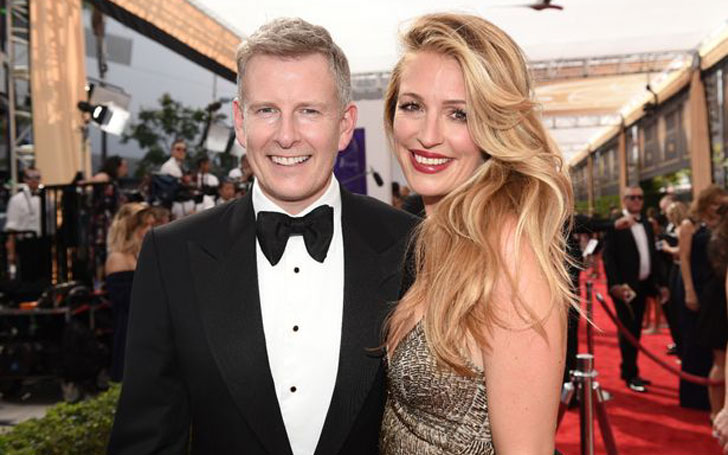 Television Presenter Cat Deeley Living Happily With Her Husband Patrick Kielty: Their Love Life