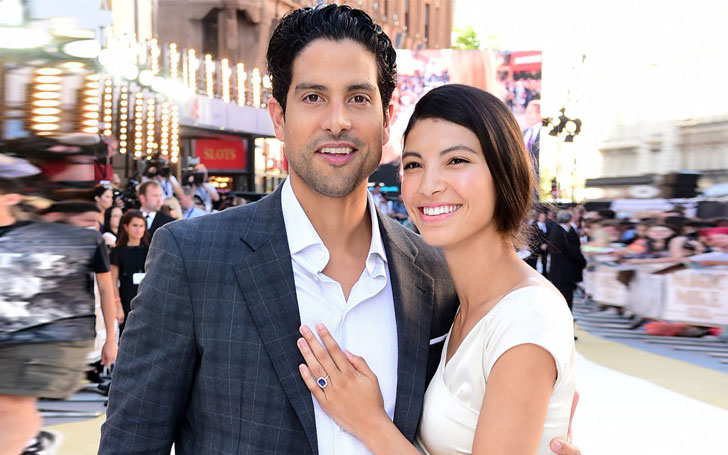 Adam Rodriguez And His Wife Grace Gail Married In 2016, Wedding Details