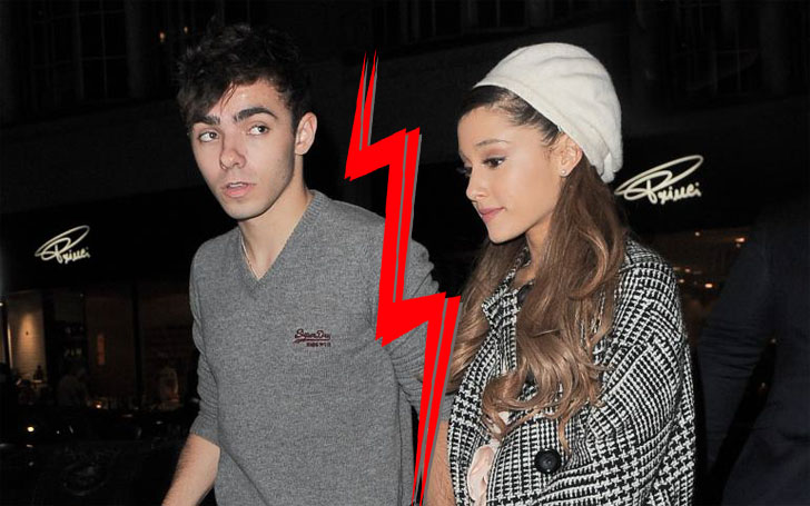 Ariana Grande Says She s Not Going to Date Anyone in