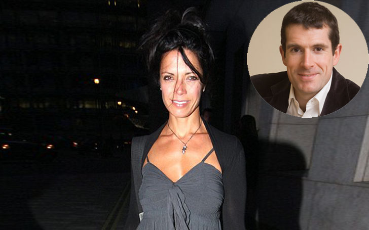 Toby Baxendale And Ex-Wife Jenny Powell's Relationship, Know About Her Affairs And Married Life