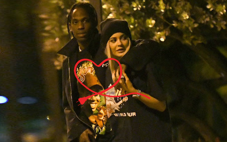 3c317443bcfe Kylie Jenner Dating Travis Scott After Break up With Tyga, Her Past Affairs  & Relationship