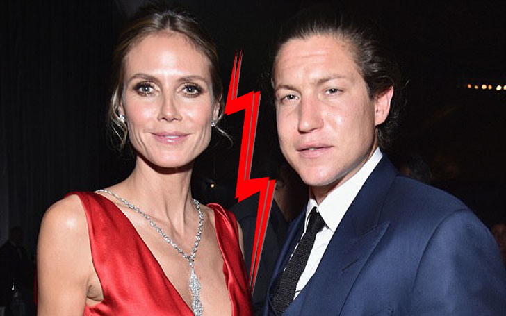 Vito Schnabel Confirms His Split From Heidi Klum, Reason Behind Their Separation, Past Affairs