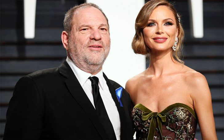 Harvey Weinstein's Wife Georgina Chapman Leaving Him Amid Sexual Assault Allegations