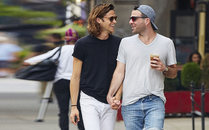 Zachary Quinto and Boyfriend Miles McMillan Engaged? Know Their Affair And Relatiionship
