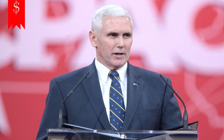 Vice President of the United States Mike Pence's Net Worth: Detail About His Salary, Car, House
