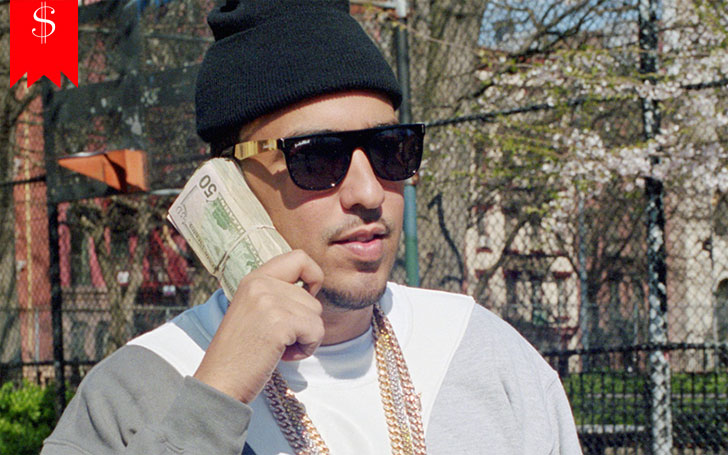 Deen Kharbouch' Ex-Husband French Montana's Net worth: Know In Detail About His Career