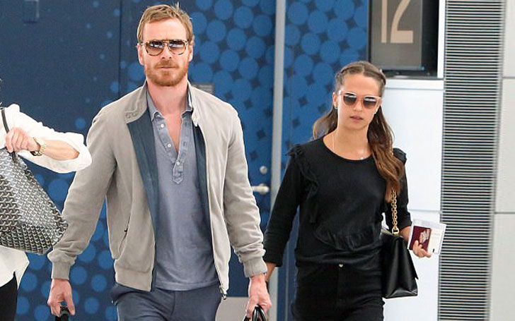 Alicia Vikander and Michael Fassbender Go For A Honeymoon, How's Their Married Life? In Details