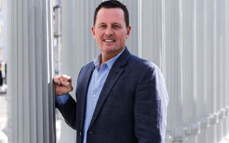 Openly Gay Richard Grenell Is In Relationship With Matt Lashey; Know His Affairs And Dating History