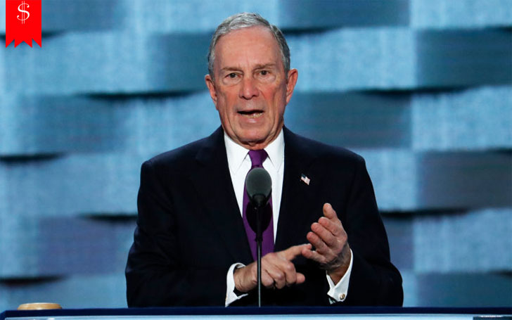 How Much Does CEO of Bloomberg L.P. Michael Bloomberg Earn From His Business; Net Worth And Career