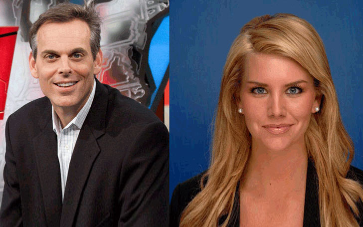 Kimberly Ann Vadala a husband of Colin Cowherd