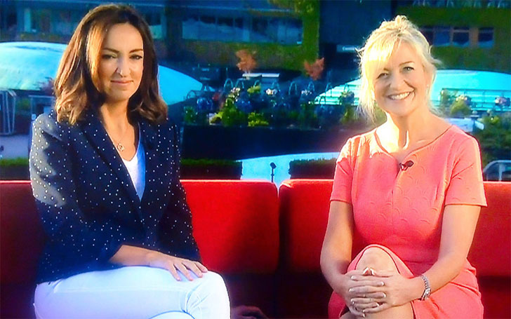 Sally Nugent and Carol Kirkwood make show watchable, know their show and life
