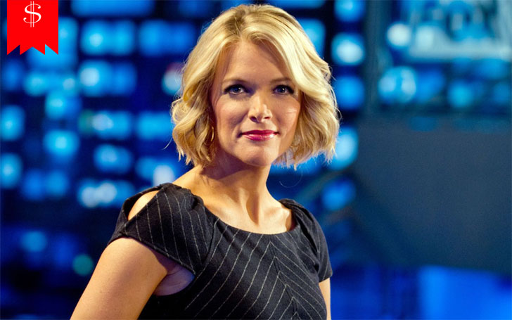 Megyn Kelly Salary and what's her Net Worth