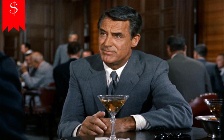 How Much Did Film Actor Cary Grant Earn During His Life? His Salary, Net Worth And Career
