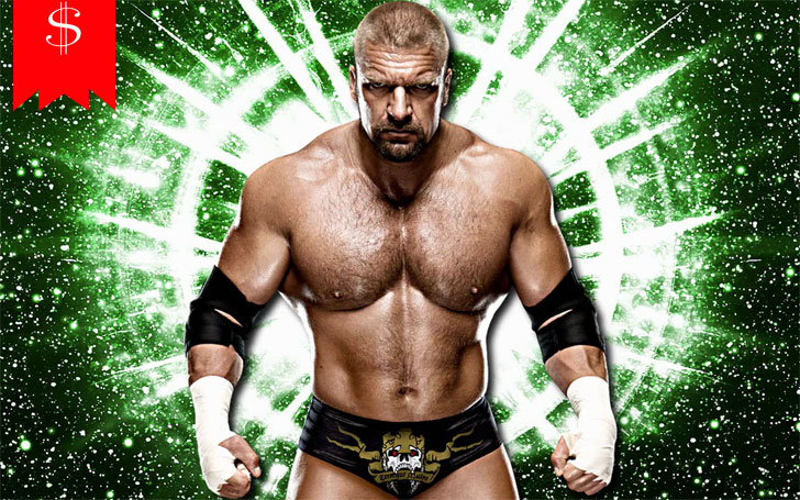 Triple H Net Worth and his married life